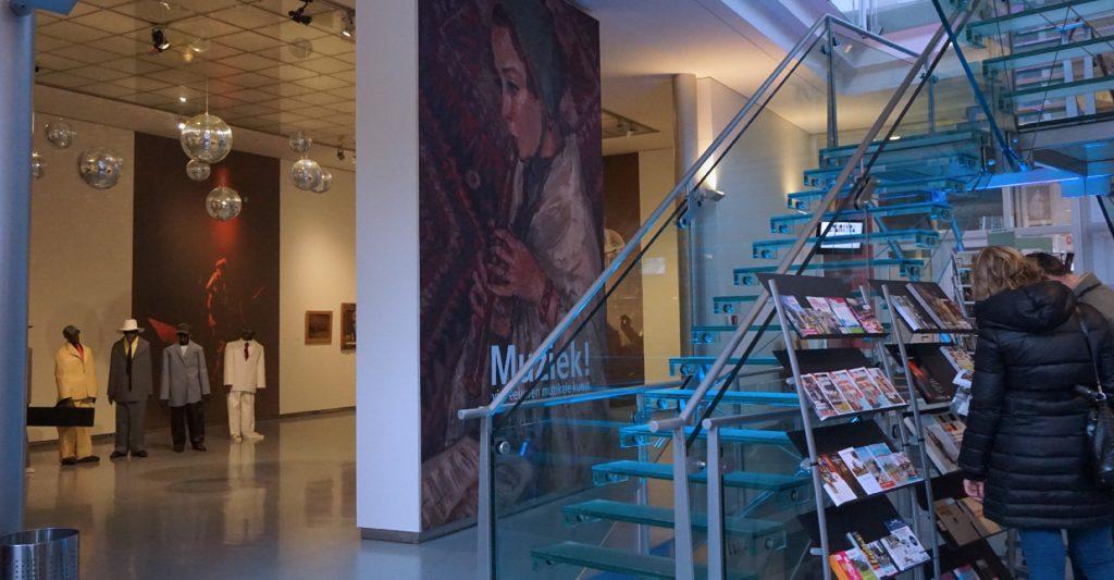 Johan Akkerman - Muziek! - Stedelijk Museum Zwolle