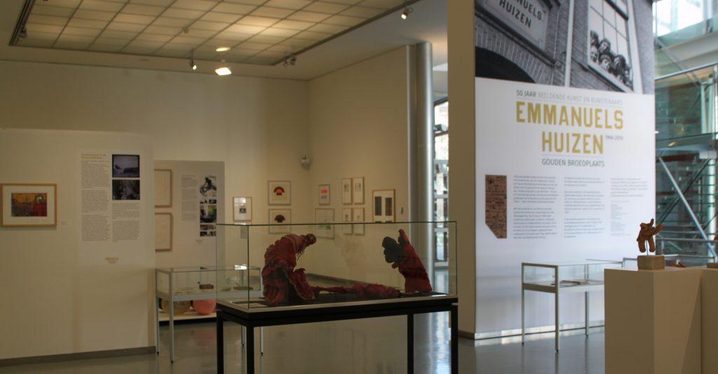 Johan akkerman - vormgeving musea - Emmanuelshuizen