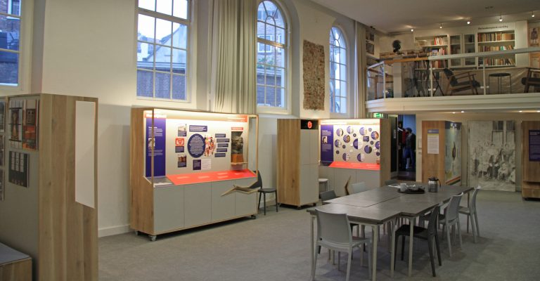 Etty Hillesum Centrum Tentoonstelling Johan Akkerman5