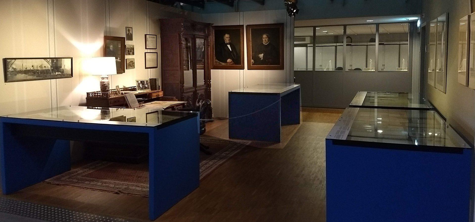 Johan Akkerman vormgeving musea Batavialand Lely